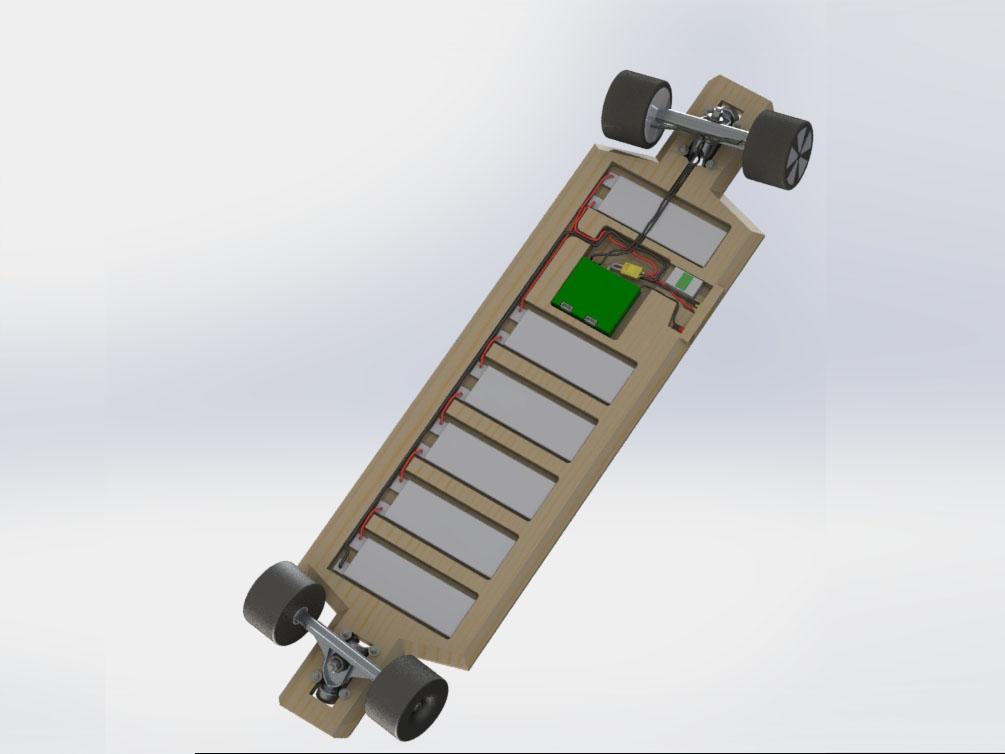 Simply Electric Longboard Diy Dream It Design It Make It