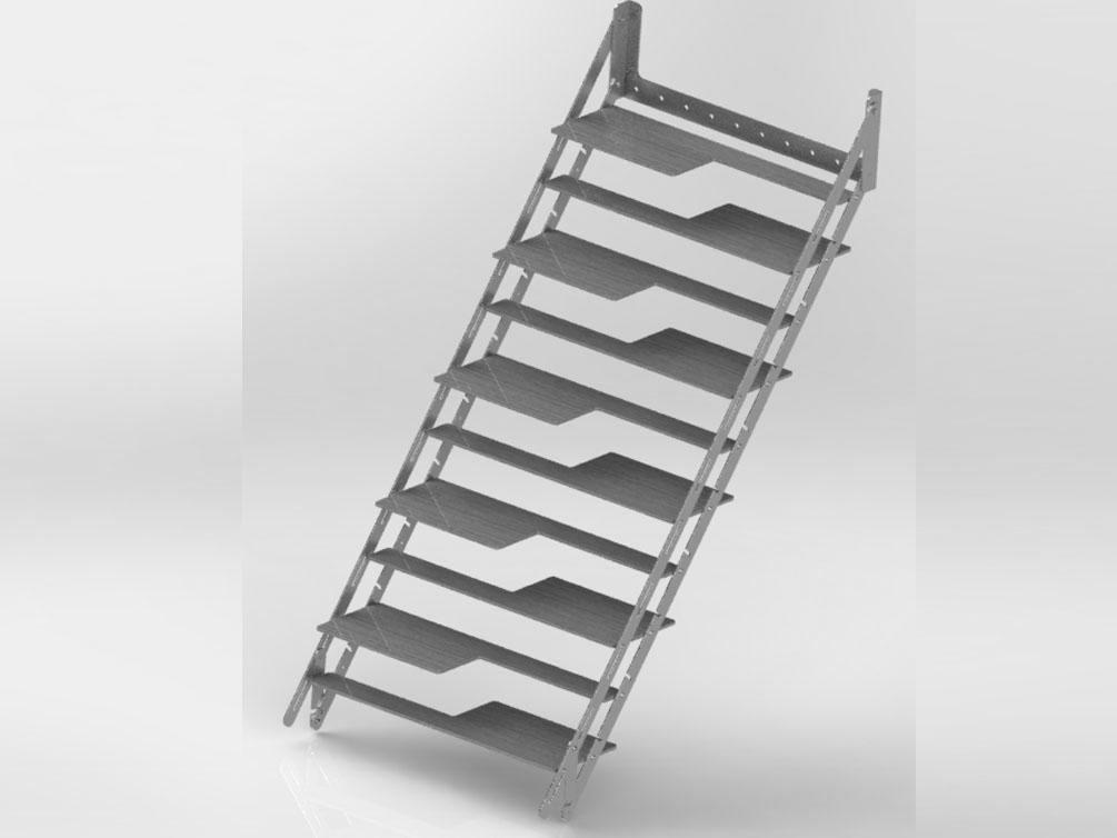 nestor garcia stairway ladder n3dstor bn